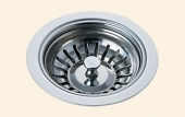Classic Flange and Strainer - Kitchen Sink