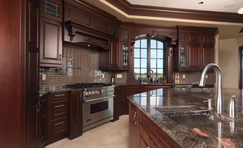 classic kitchen designs mississauga traditional kitchen design in solid maple espresso colour 482