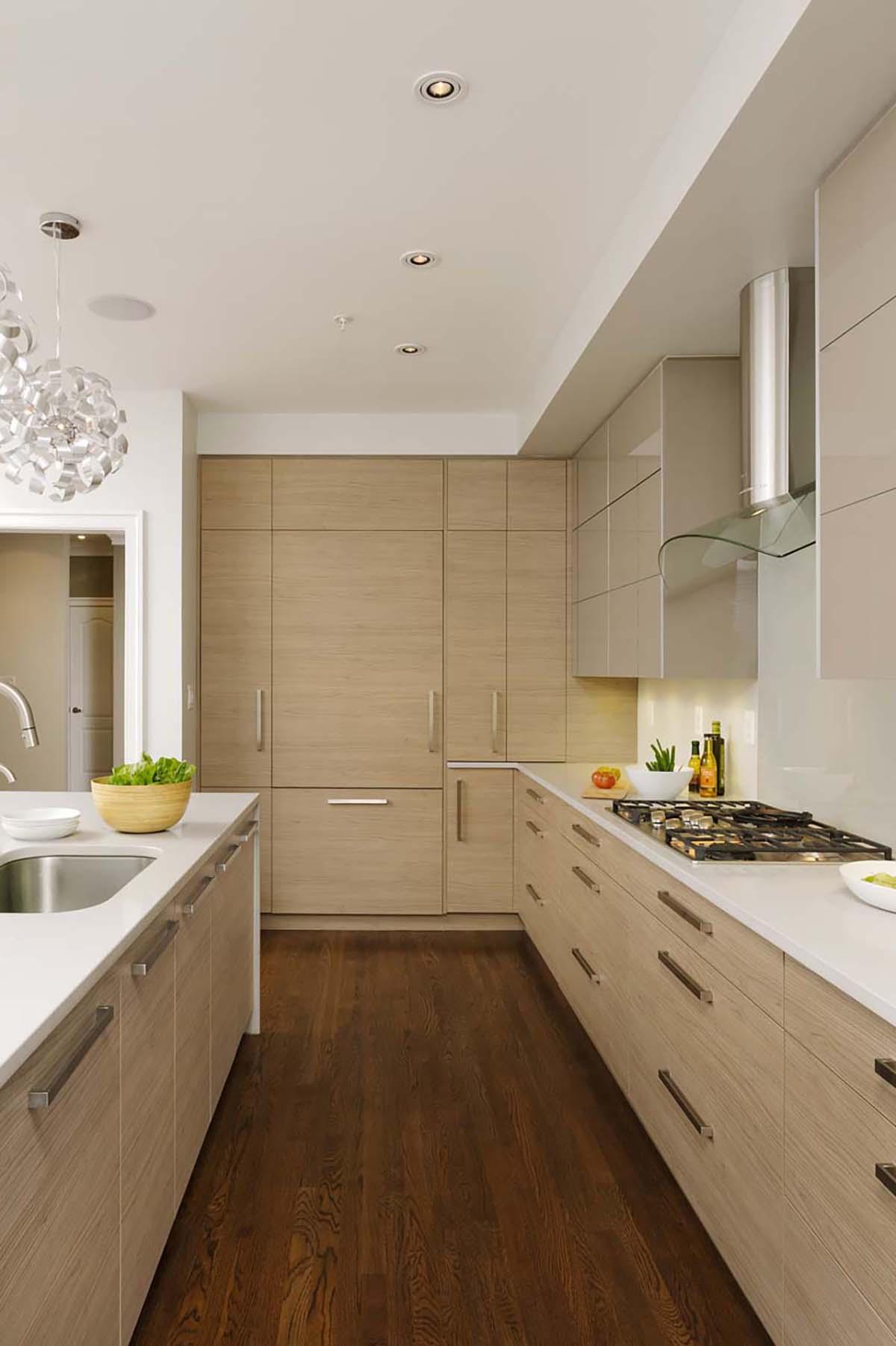 Zonavita_Contemporary_Highgloss_Wood_Veneer_side | Kitchen ...